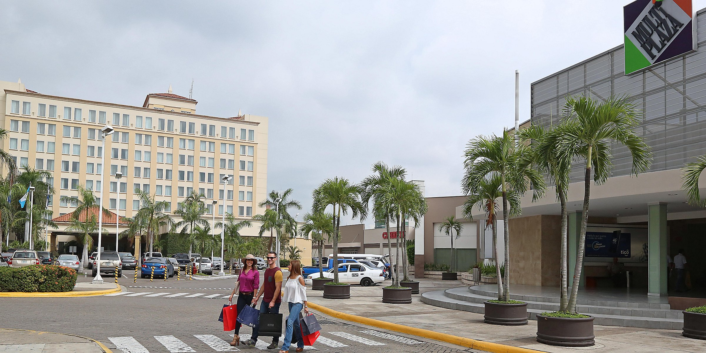 Hoteles Intercontinental Real San Pedro Sula Hoteles De Lujo En San Pedro Sula Honduras