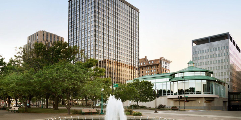 Luxury Hotel near Minneapolis Airport   InterContinental Saint Paul  Riverfront