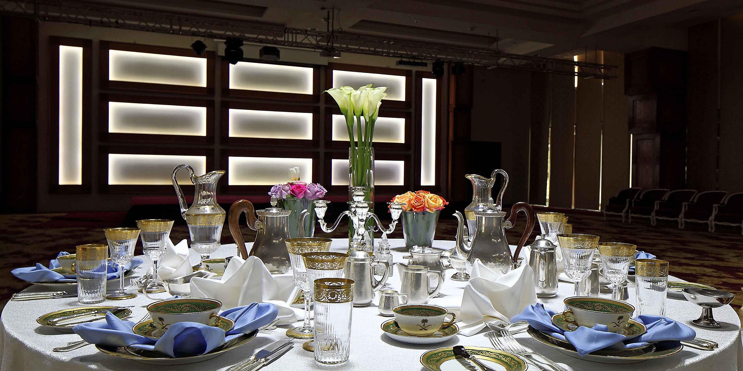 Intercontinental Taif Hotel Meeting Rooms Wedding Rentals