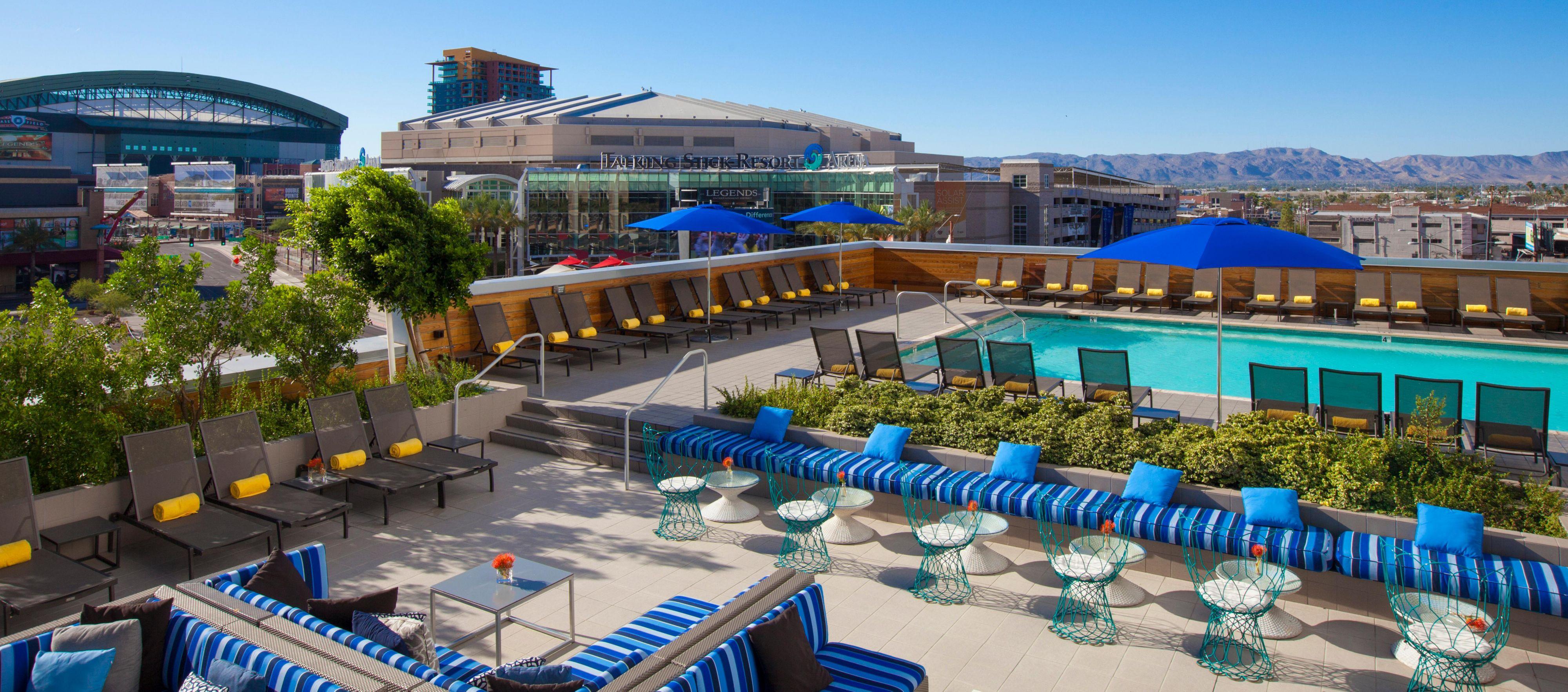 Kimpton Hotel Palomar Phoenix | Downtown Phoenix Hotels | Kimpton Hotels