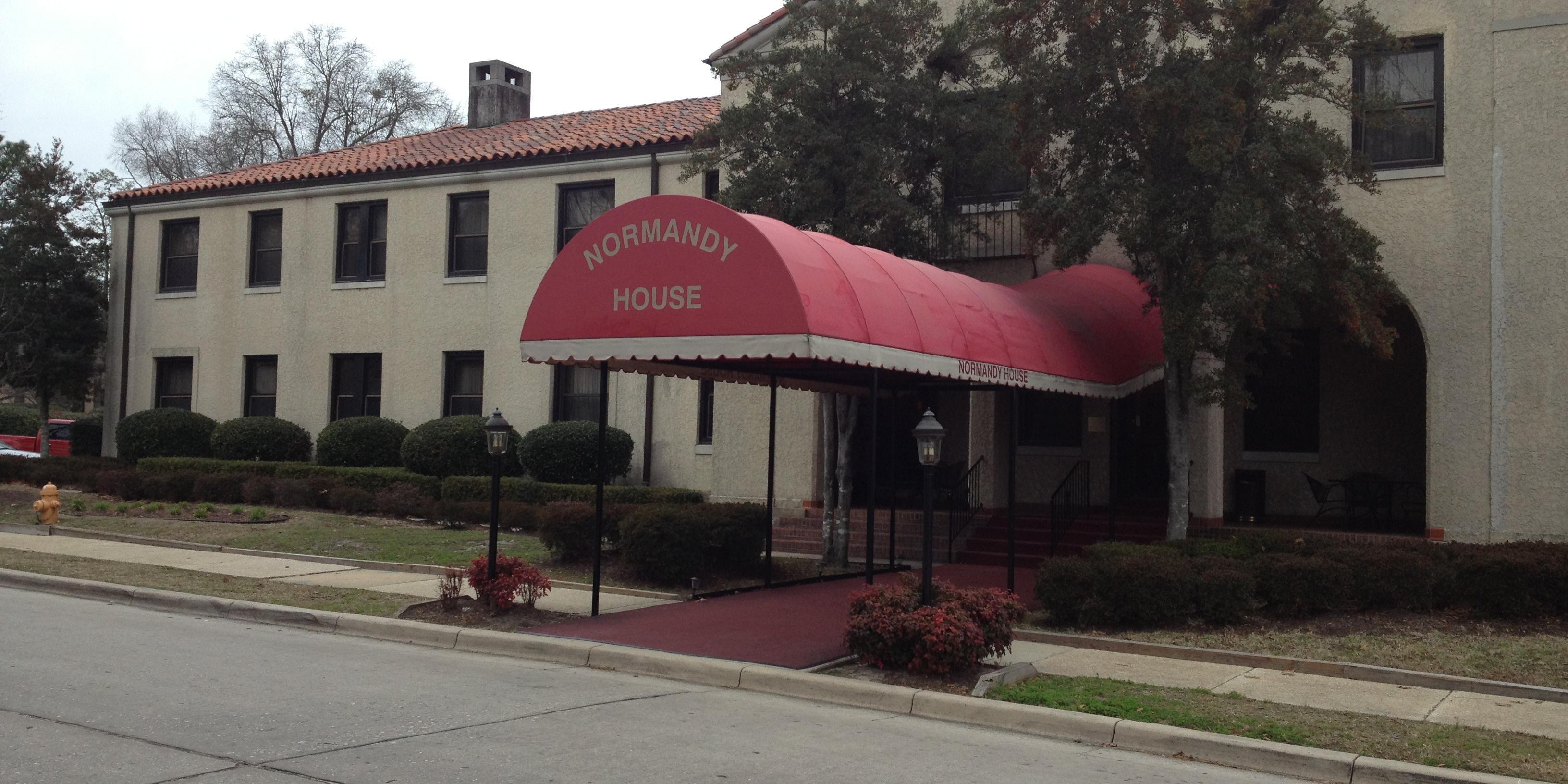 Ihg Army Hotels Normandy House Carolina Inn Map Driving Directions