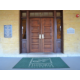 Foulois House, Bldg. 107, Entrance Door