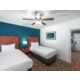 2 BEDROOM SUITE, 1 KING AND 1 TWO TWIN BED BEDROOMS
