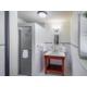 Sam Houston House, Bldg 48, Guest Bathroom