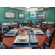 Sam Houston House, Bldg. 48, Dining Room