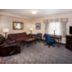 """Five Star Inn"" King Suite Guest Living Room"