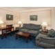 """""""Five Star Inn"""" Queen Suite Guest Living Room"""