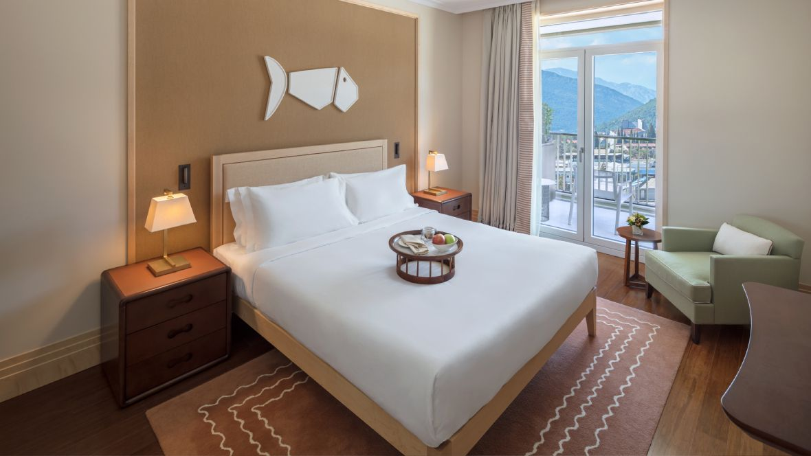 3 bedroom sea view