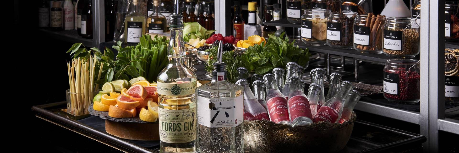 Regent Manhattan Cocktail Brunch