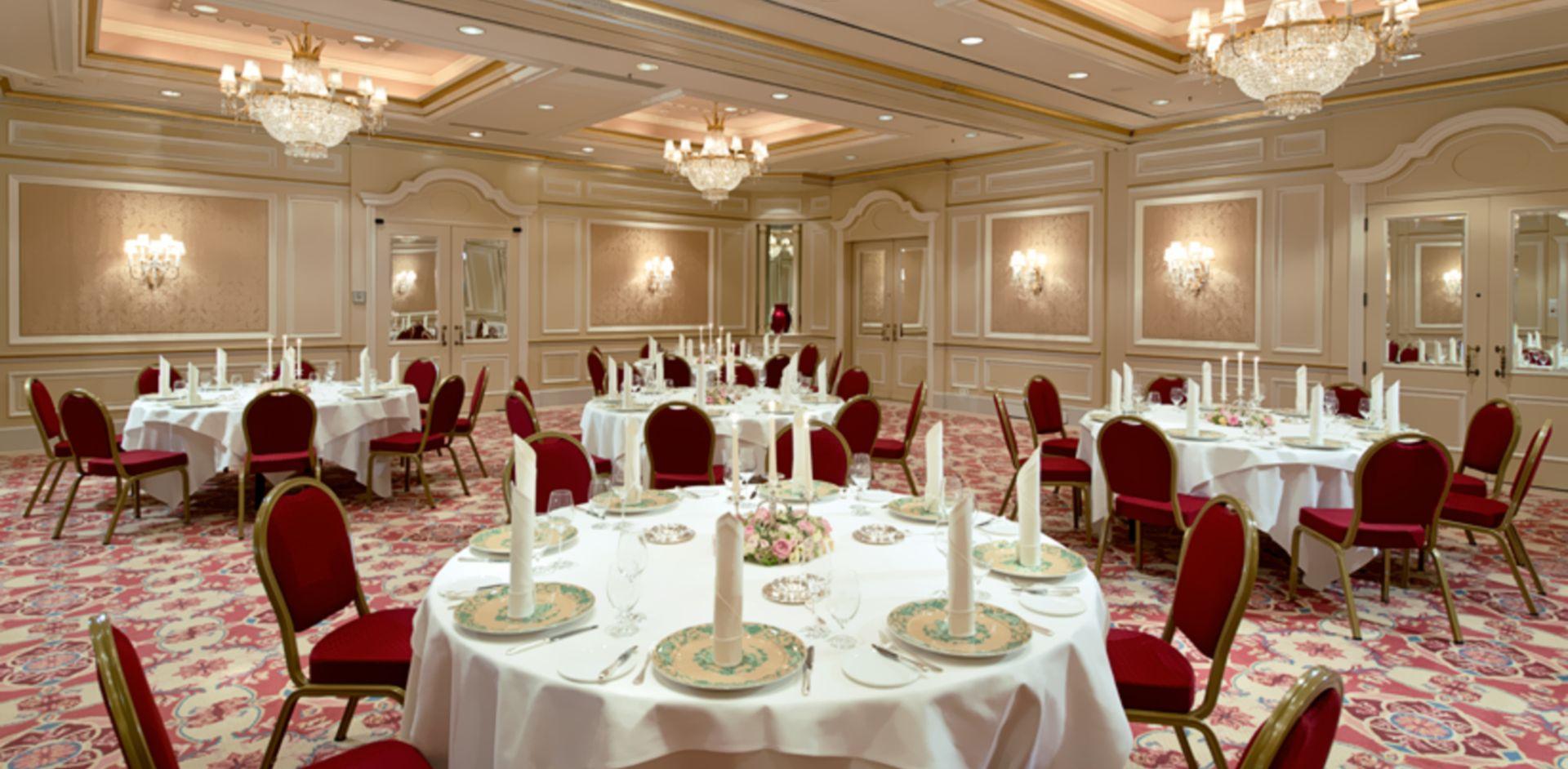 Regent Meetings & Events