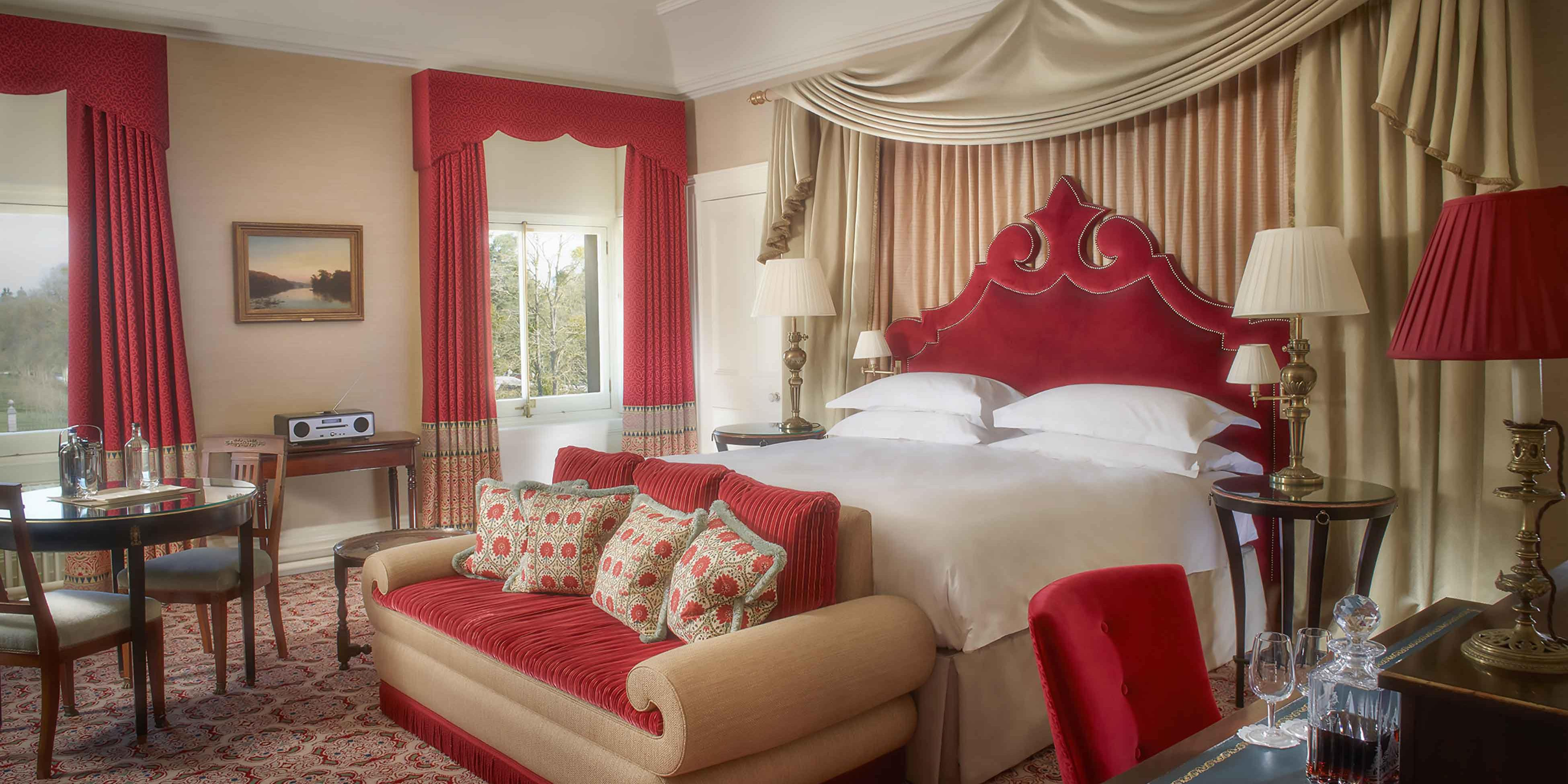 Mansion Deluxe Room