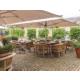 The Astor Grill restaurant terrace