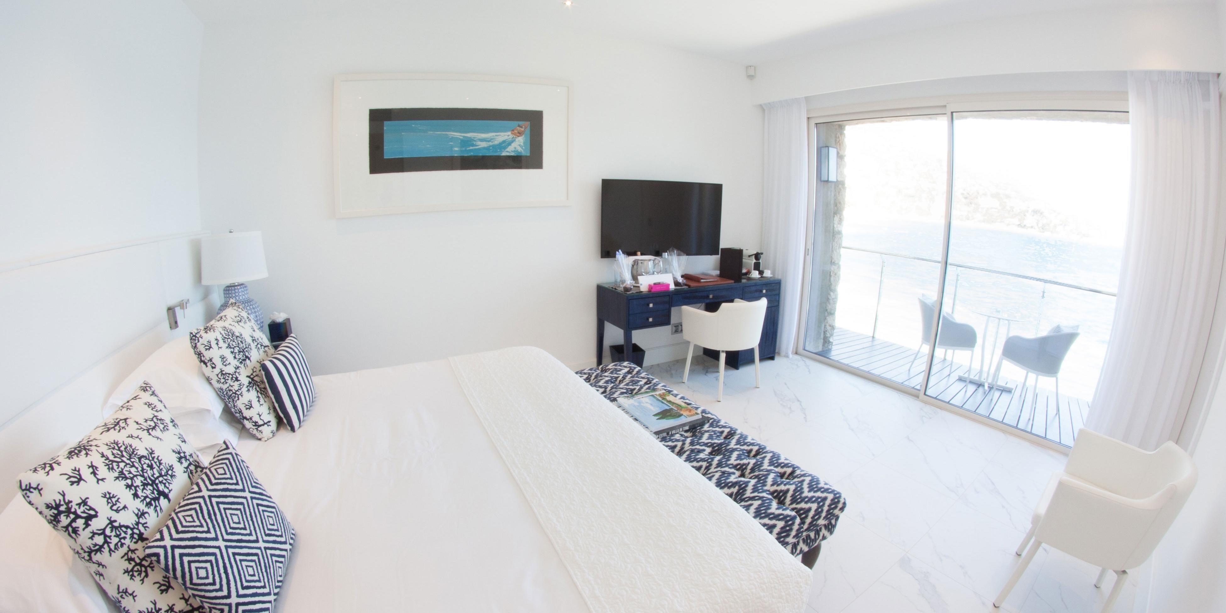 Deluxe Room with Balcony 'La Mer'