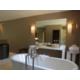 Villa Toscane Contemporary Terrace Room bathroom