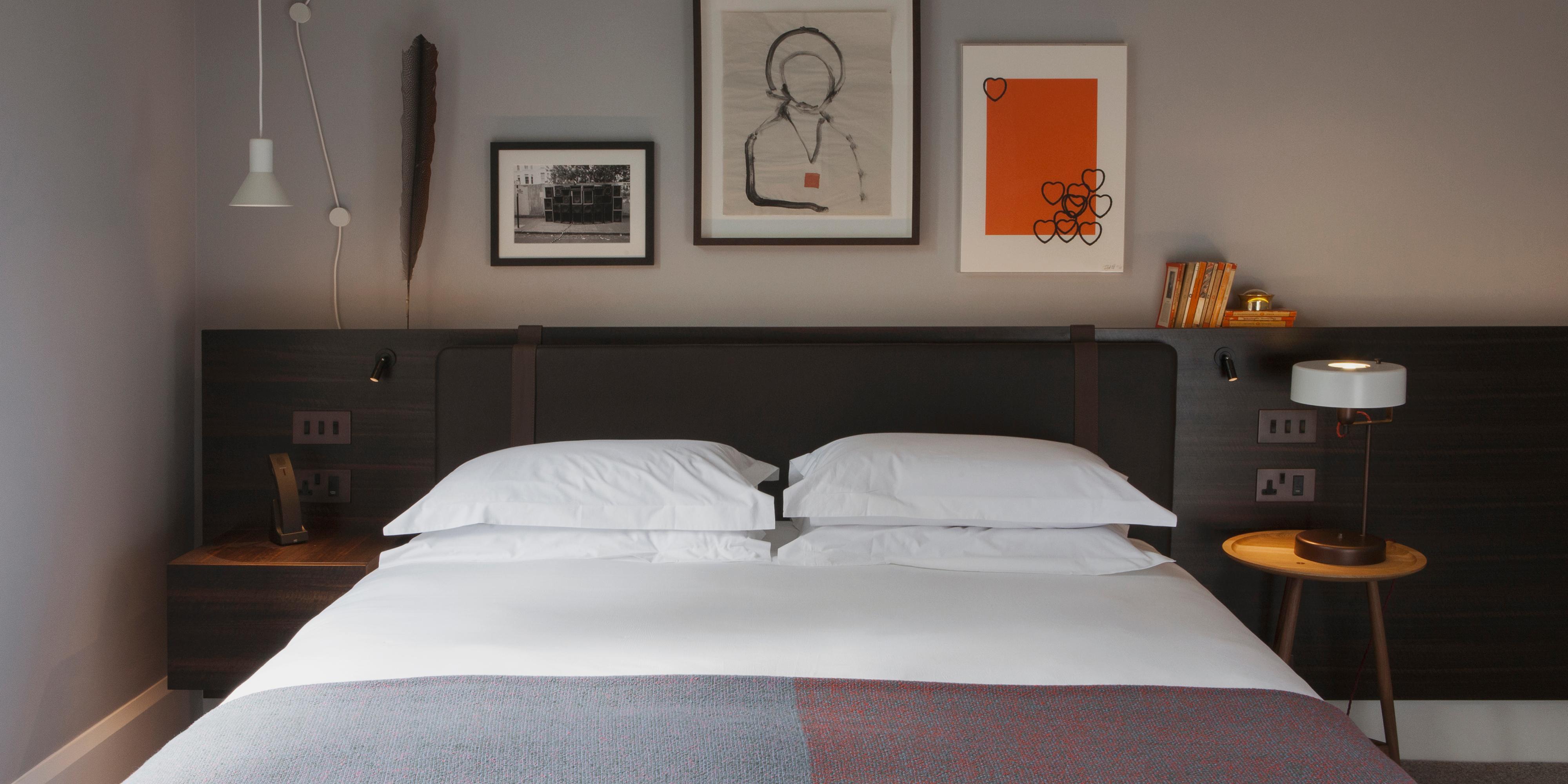 Master Bedroom Double