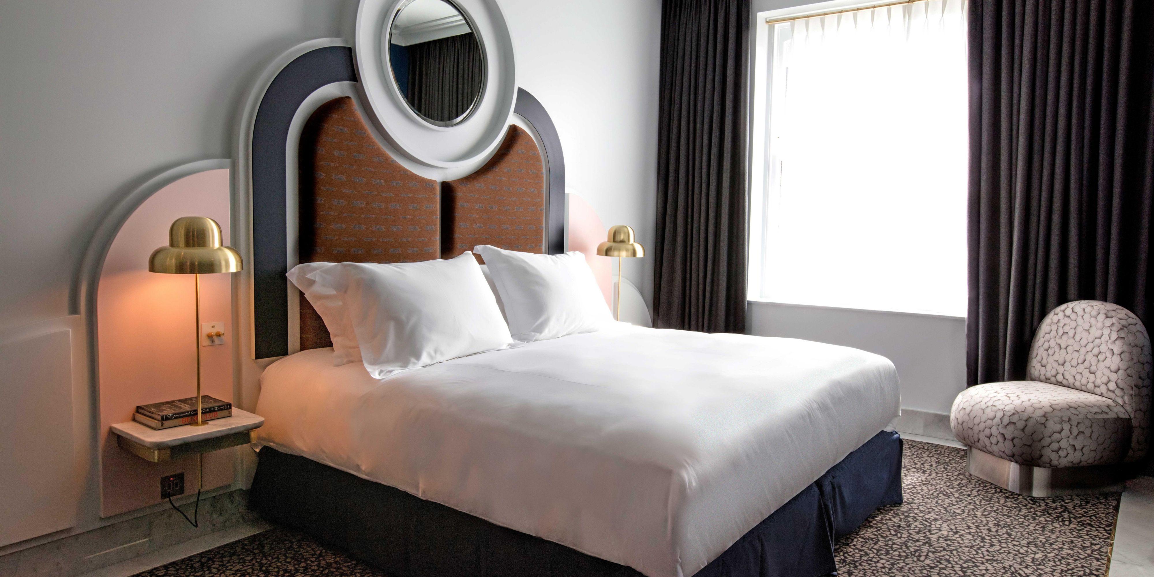 Henrietta bedroom