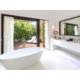 Jungle Suite bathroom