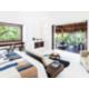Jungle Suite bedroom