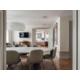 Robert Berns Suite lounge & dining area