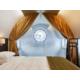 The Clock Suite bedroom