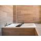Sky Suite bathtub