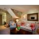 Crab Cottage lounge