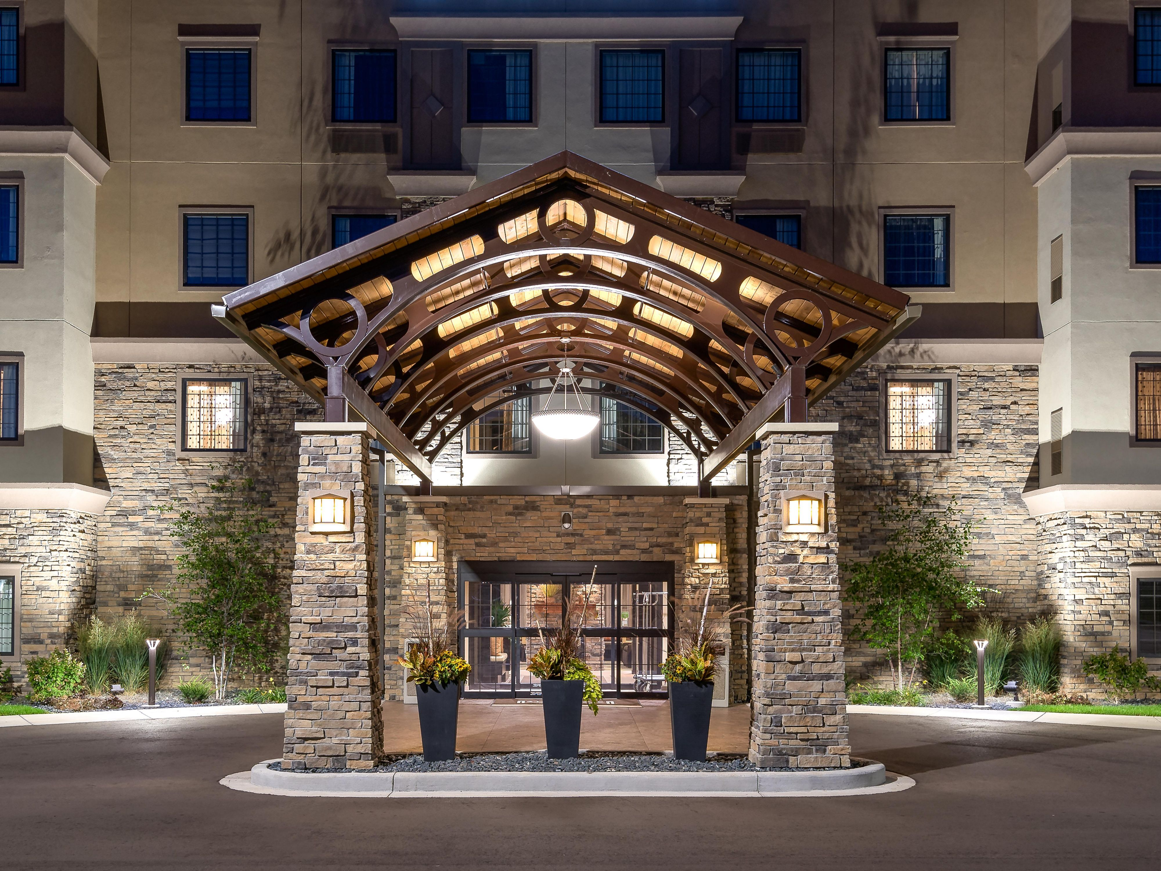 Staybridge Suites Eau Claire Altoona Extended Stay Hotel In Altoona United States With Full Kitchen