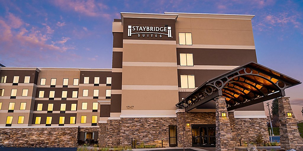 Staybridge Suites Coeur D Alene Extended Stay Hotel In Coeur D Alene United States With Full Kitchen