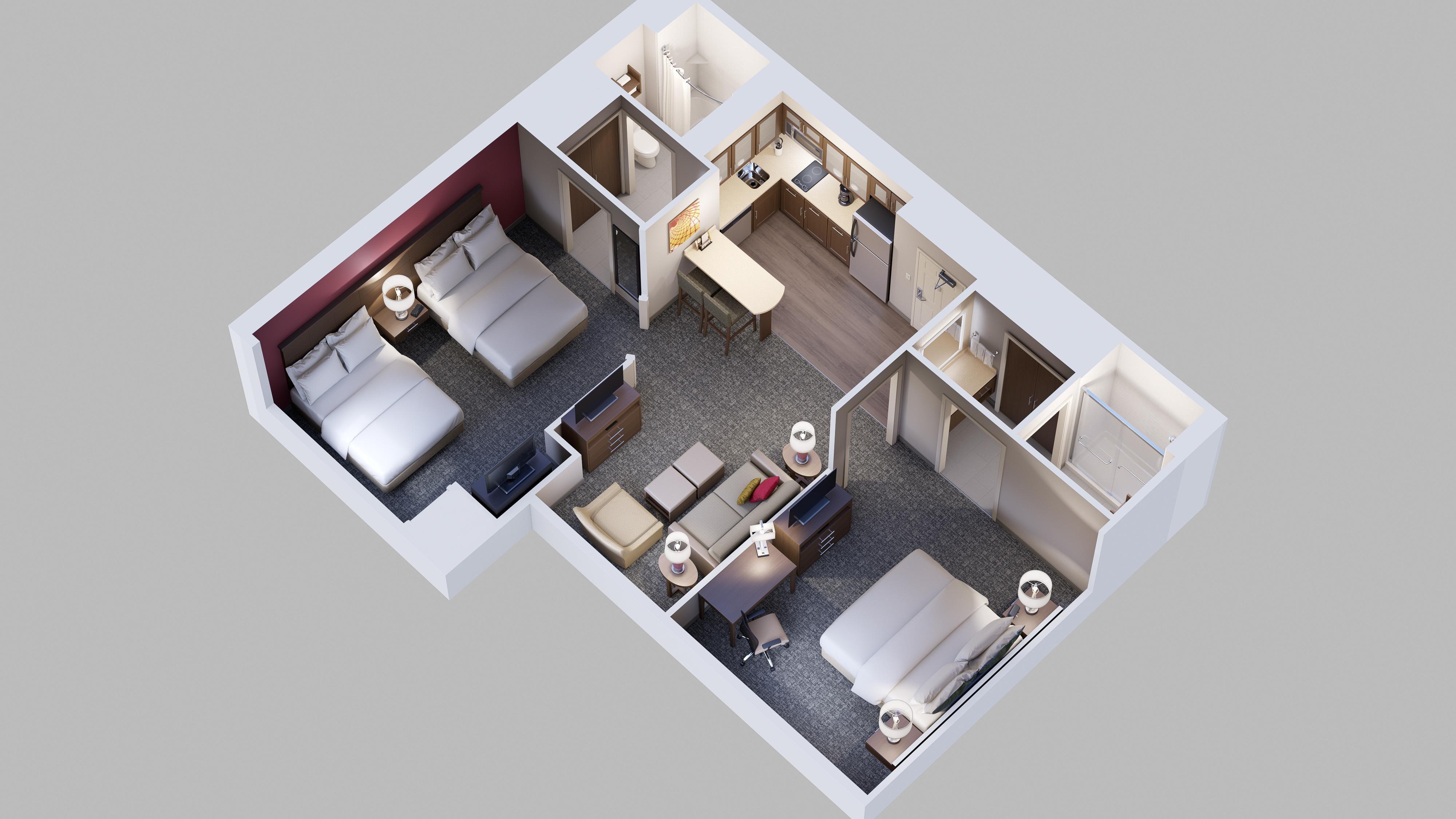 Staybridge Suites West Edmonton - Extended Stay Hotel in Edmonton
