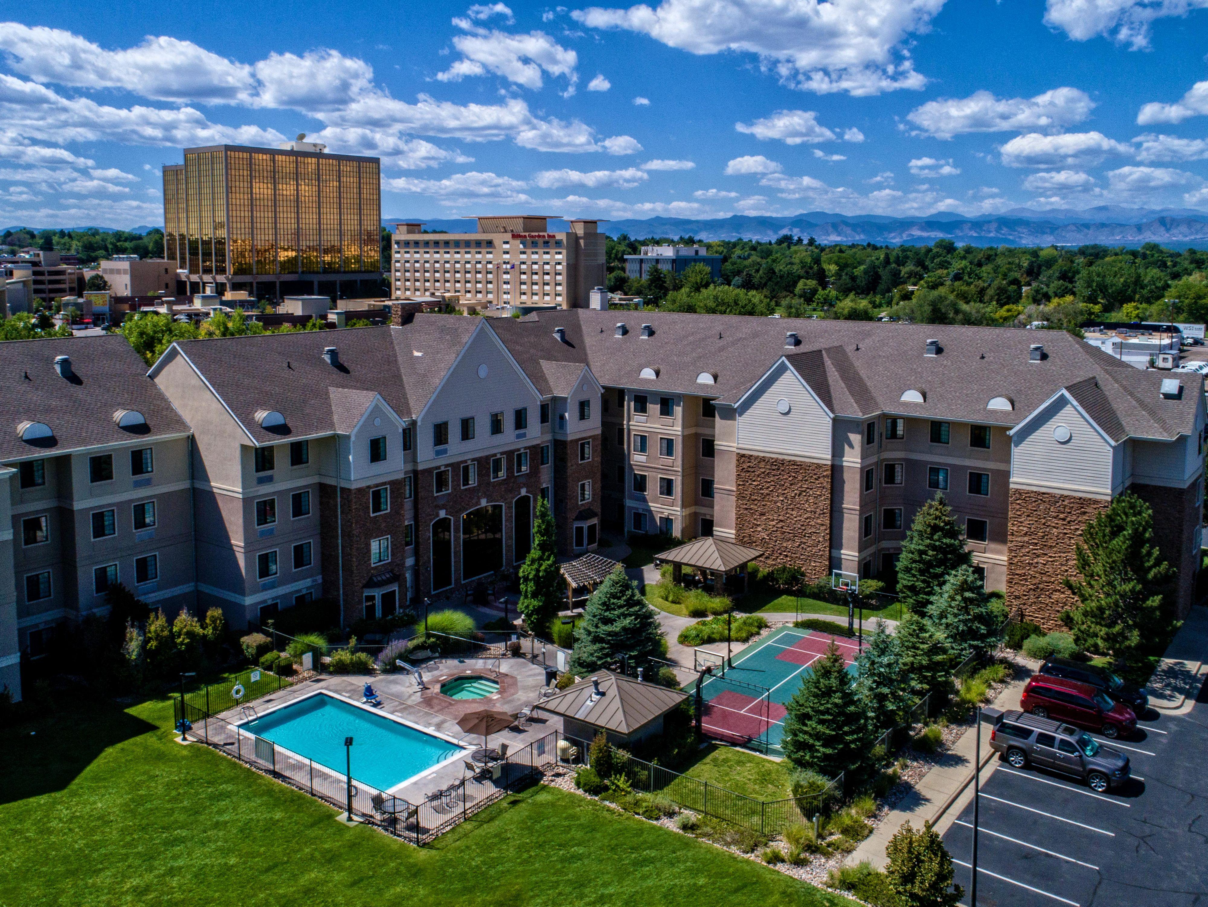 Hotels Near Anschutz Medical Campus In Aurora Colorado