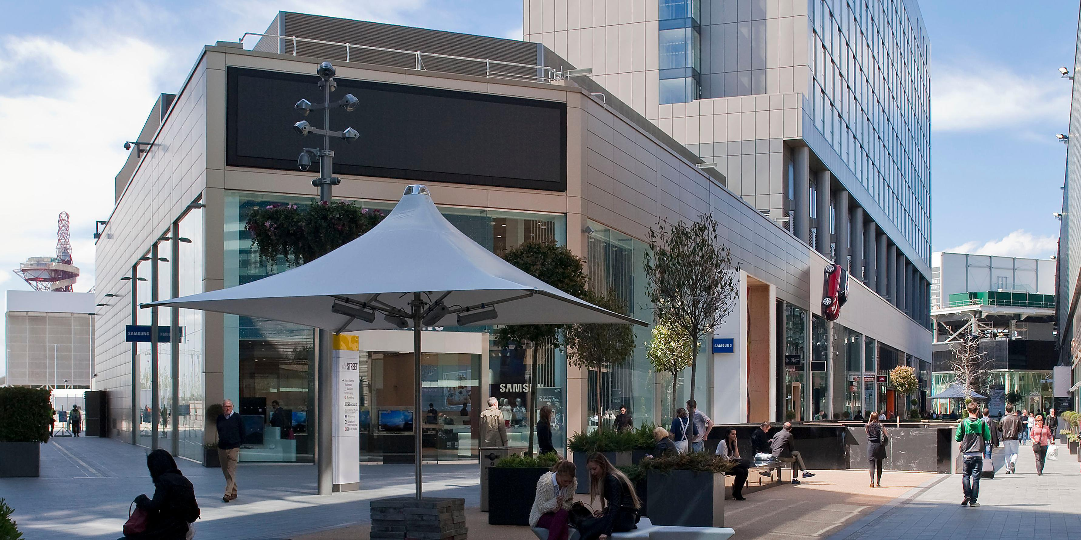 Extended-Stay: Staybridge Suites London - Stratford City