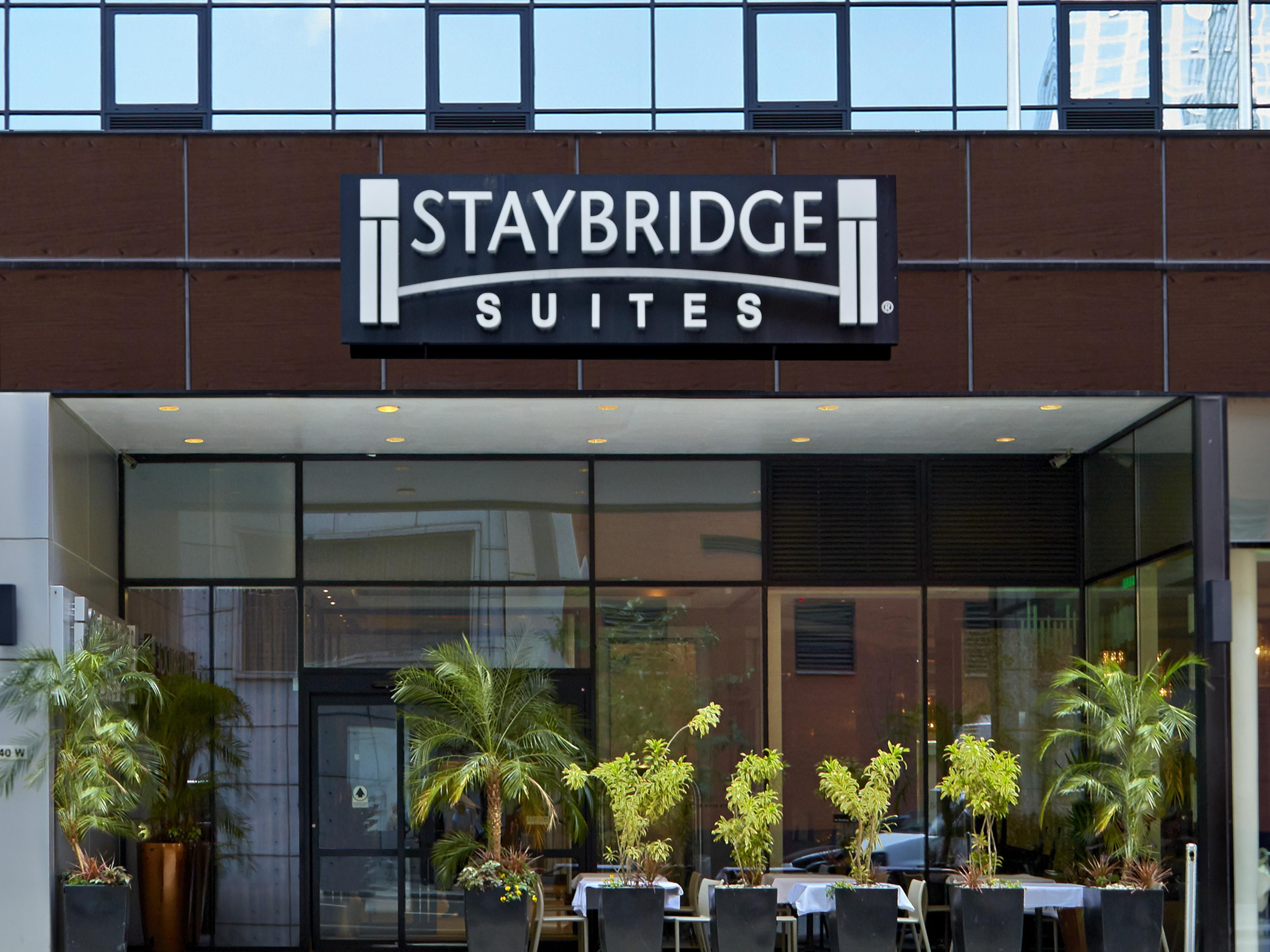 Hotel Suites In Nyc Staybridge Suites Times Square New York City