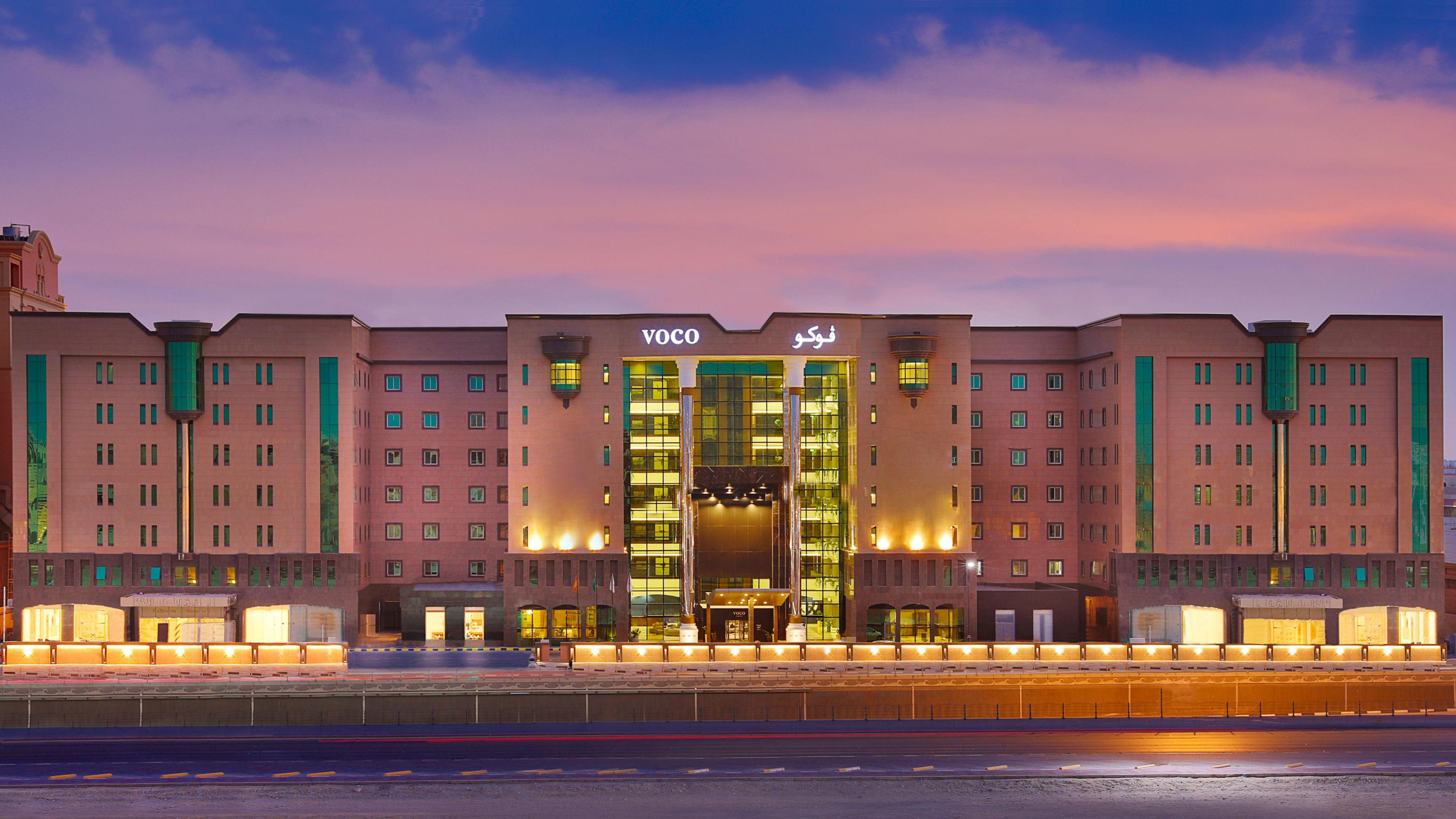 voco Al Khobar Hotel Exterior
