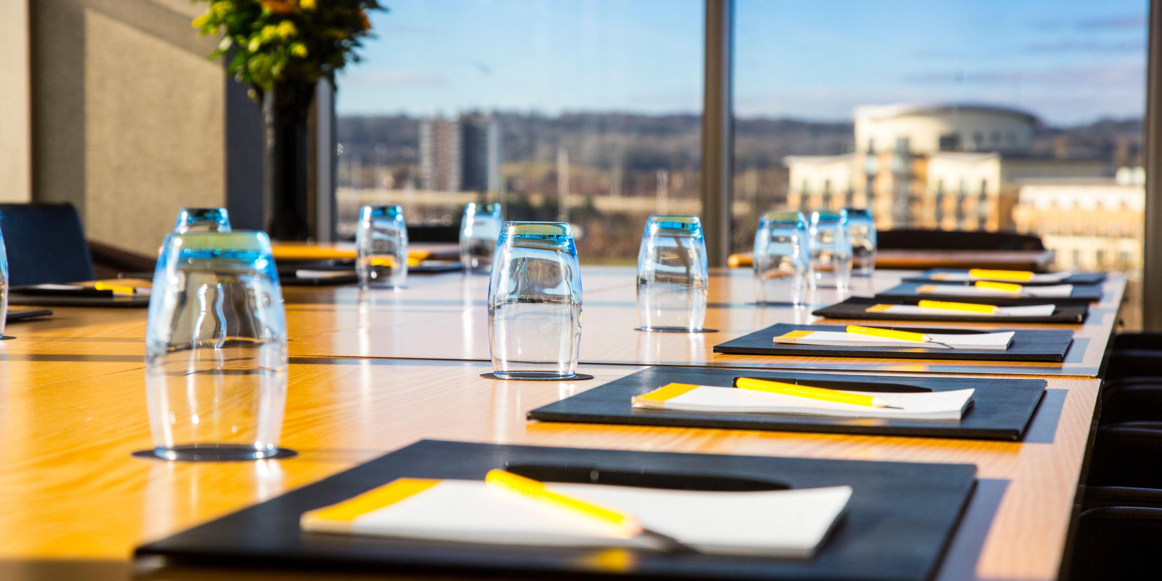 Waves Meeting Room