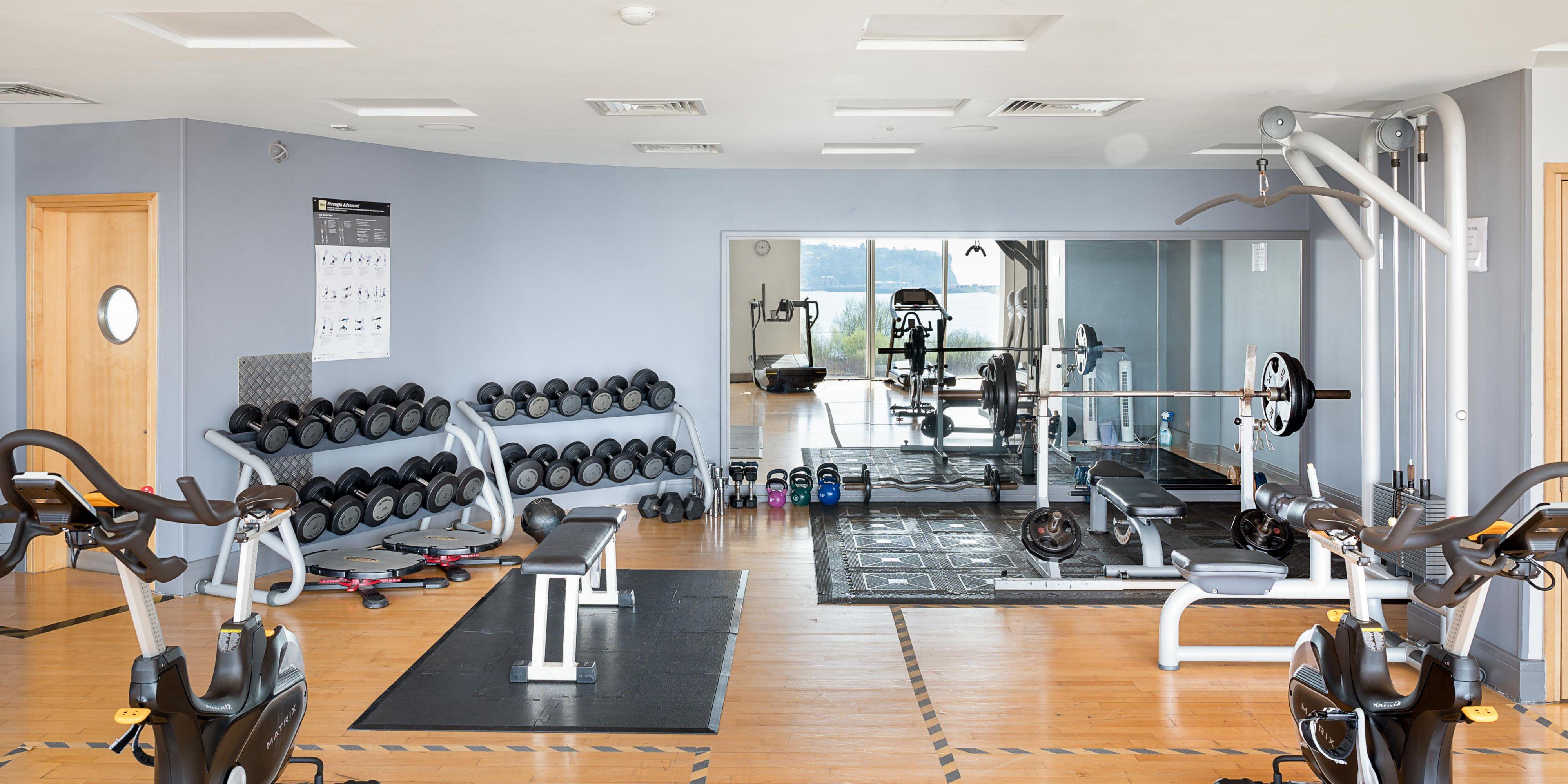 Gym Lifting Equipment