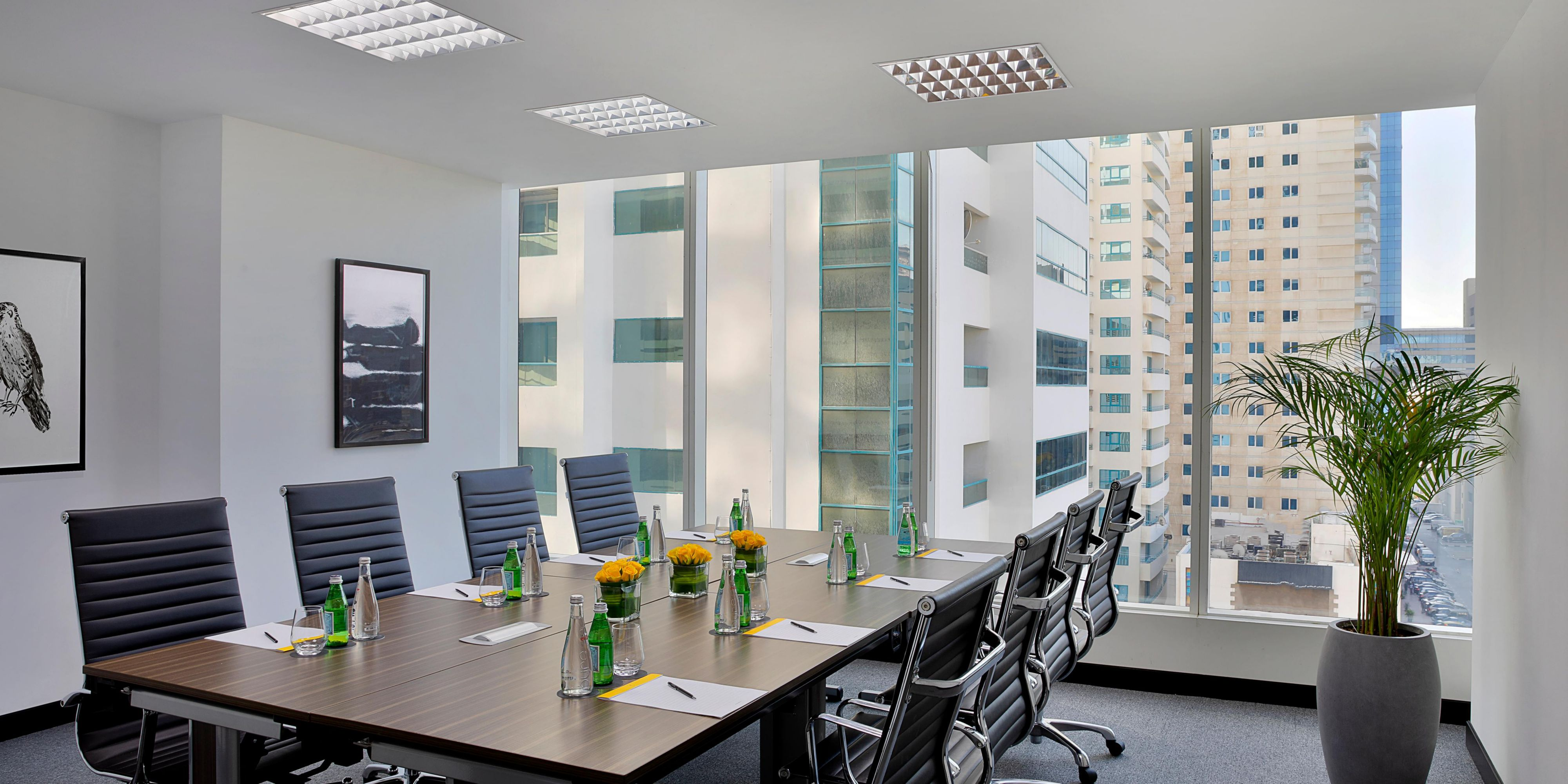 Falcon Meeting Rooms, voco Dubai, Sheikh Zayed Road