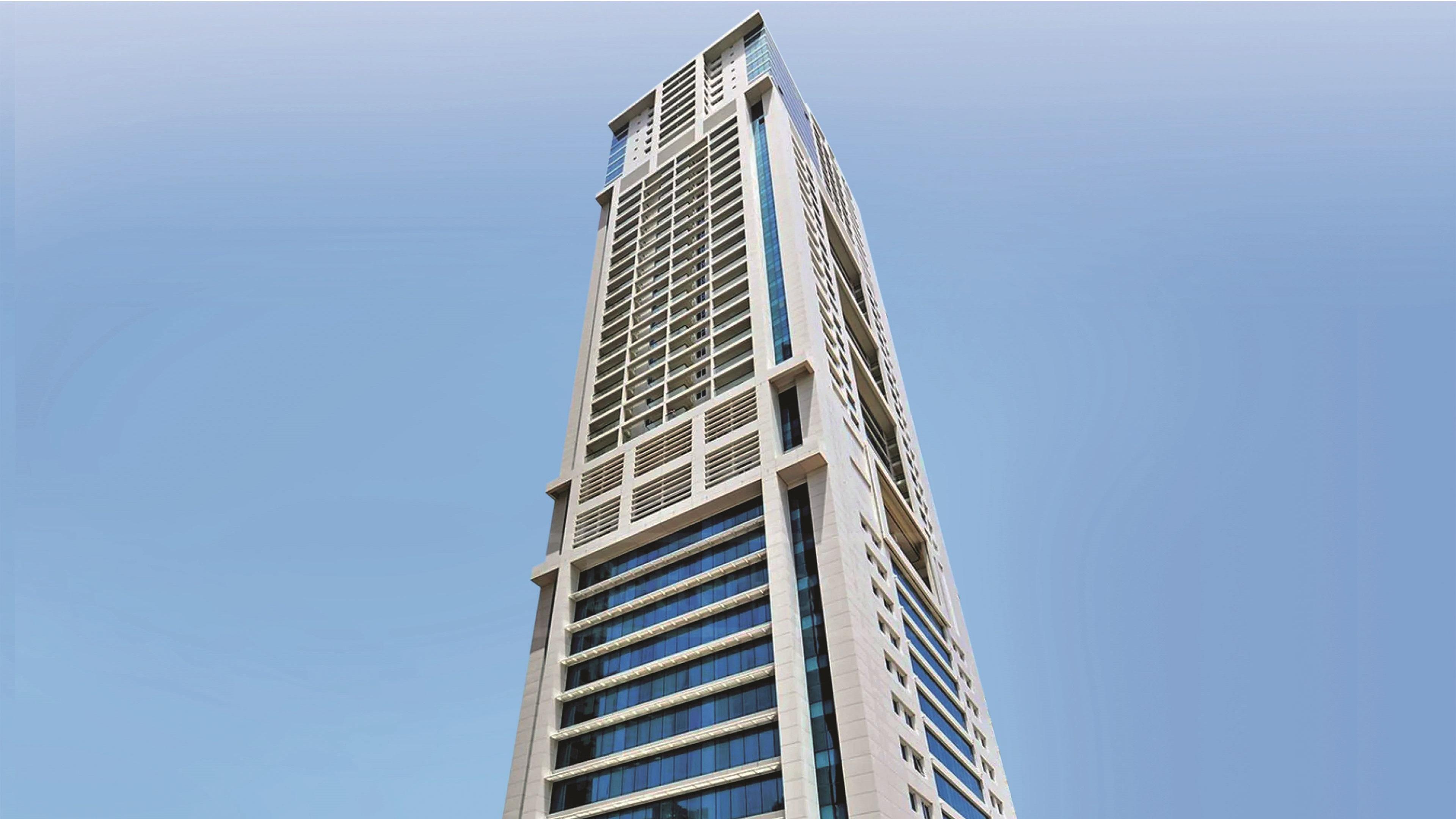voco Bonnington Dubai Hotel Exterior
