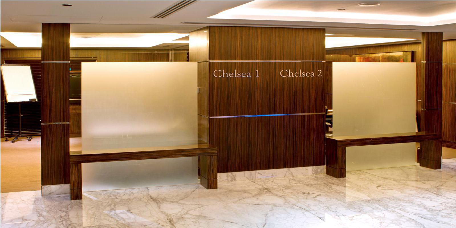Chelsea 1 & 2 meeting rooms at the Business Centre