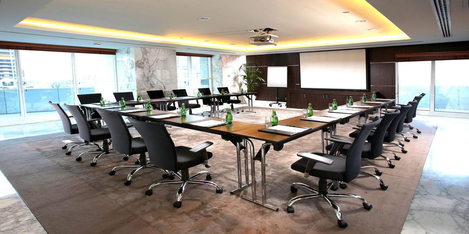 Meetings made easy in our Bloomsbury meeting room