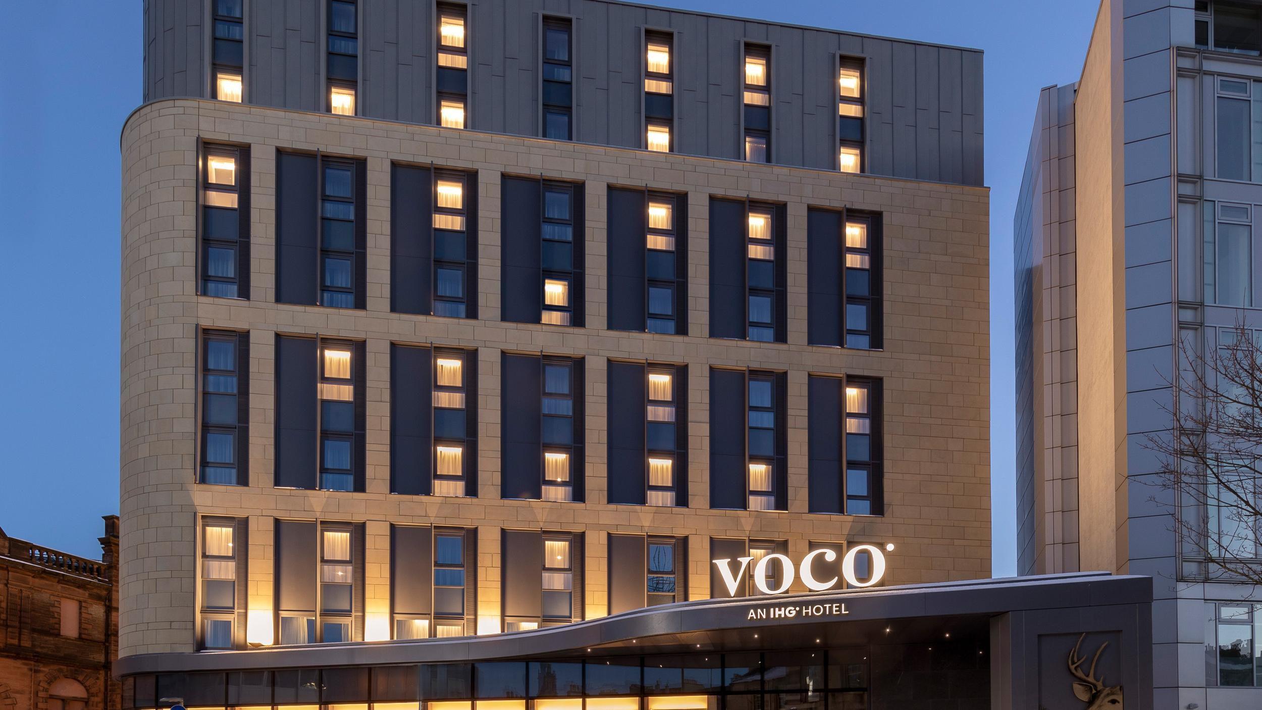 voco Edinburgh - Haymarket Hotel Exterior