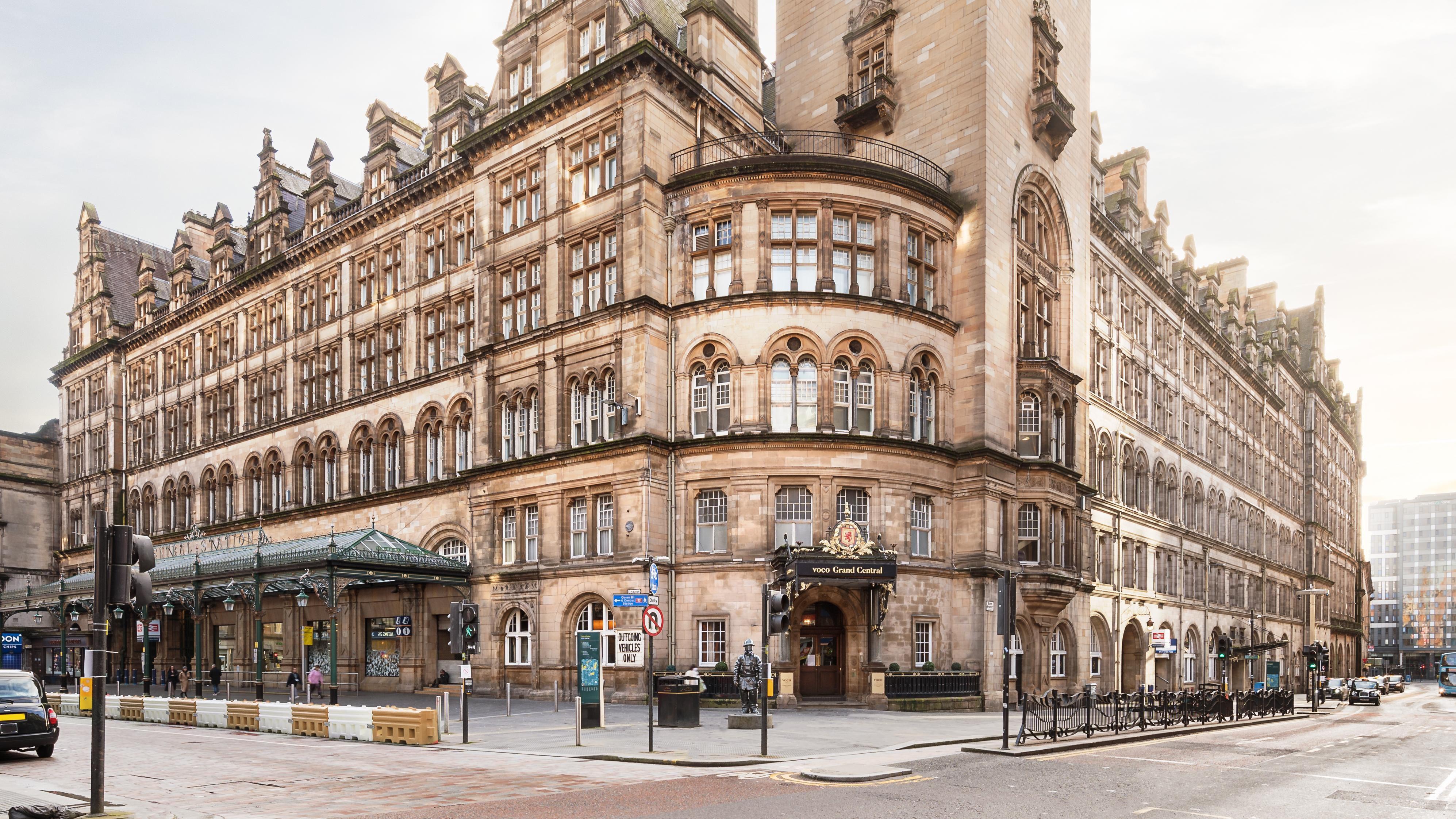 voco Grand Central Glasgow Hotel Exterior