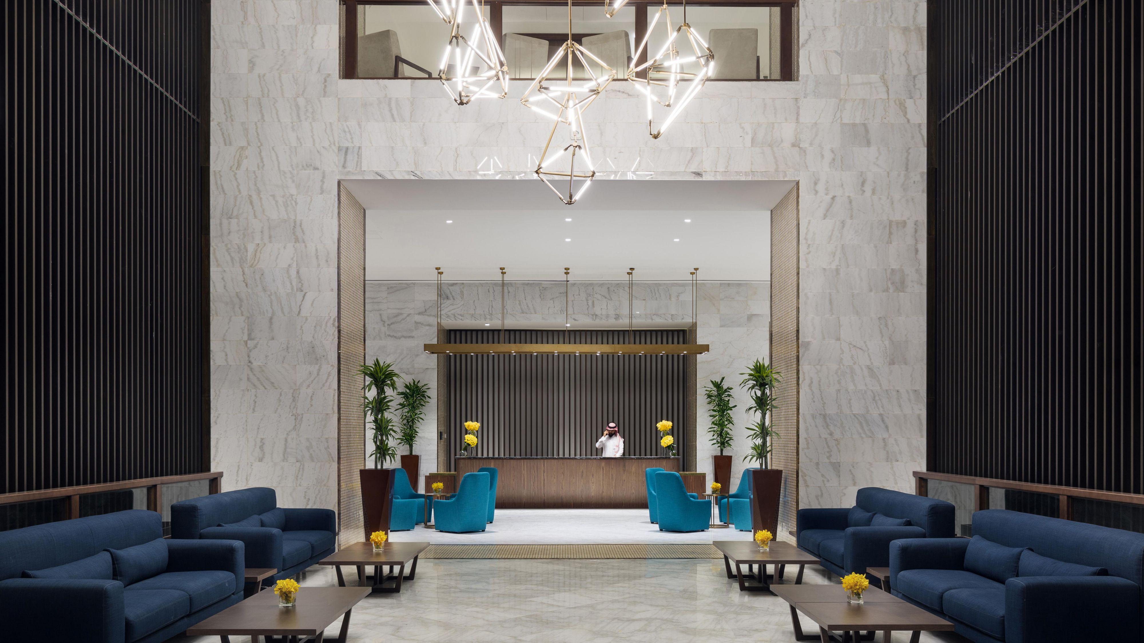 voco Makkah Hotel Exterior