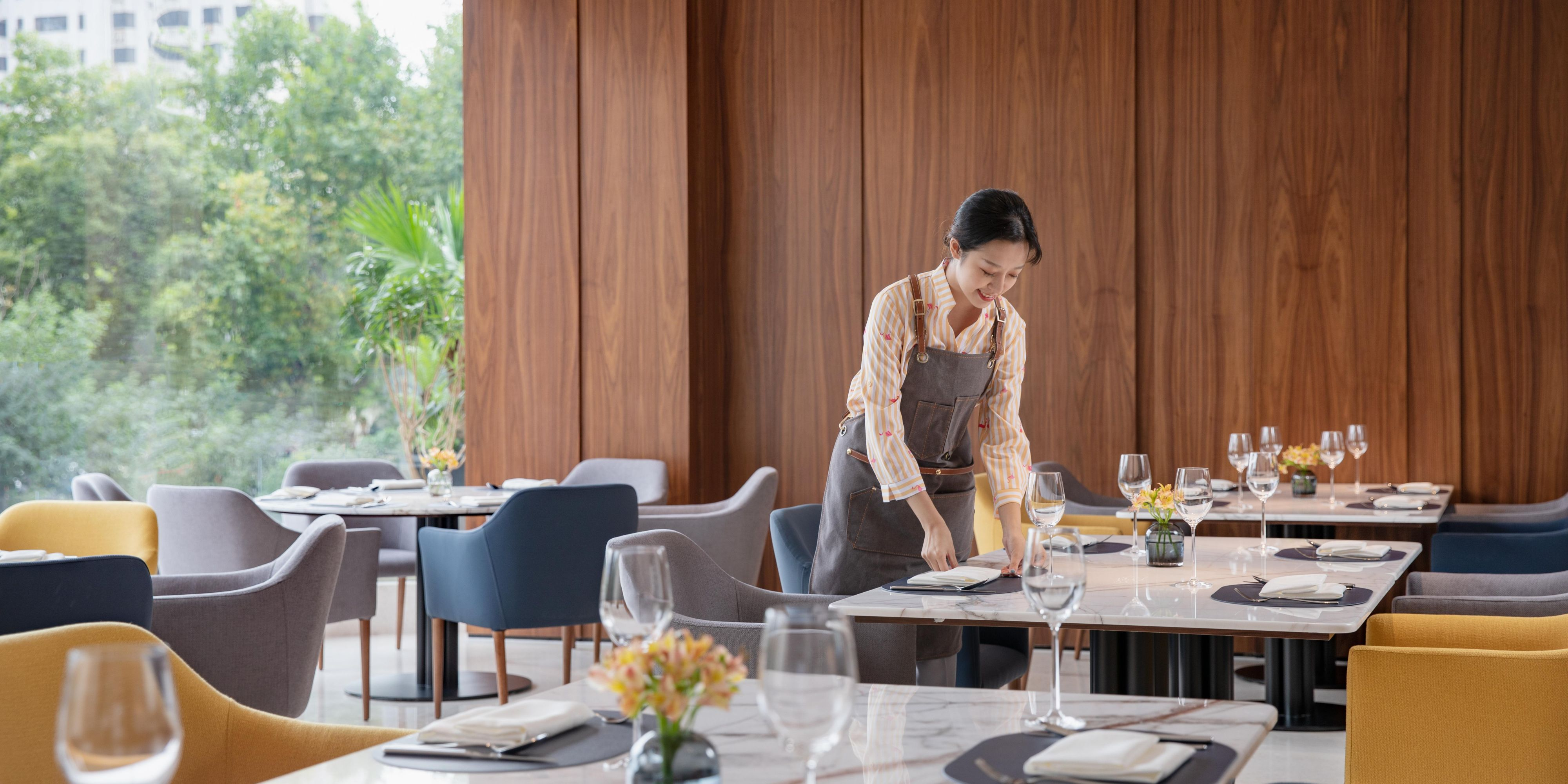 Rivage All-day Dining Restaurant