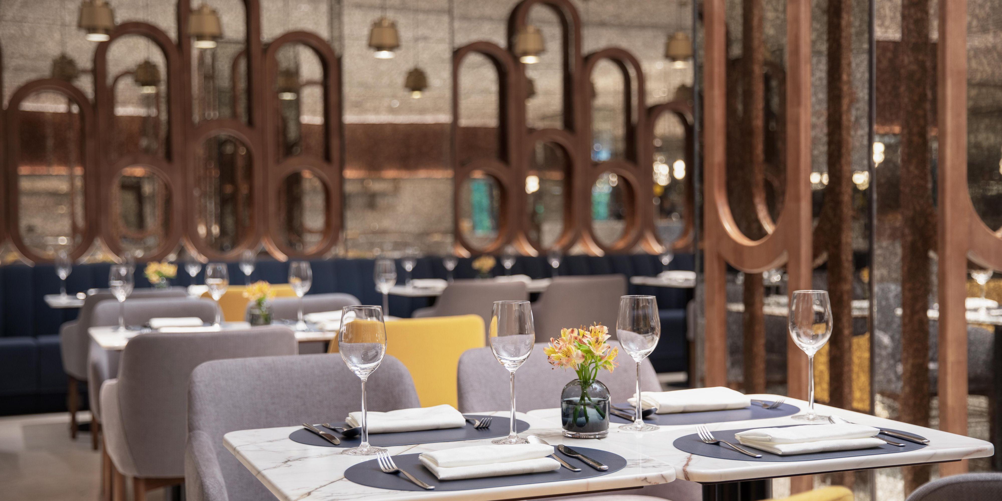All-day Dining Restaurant