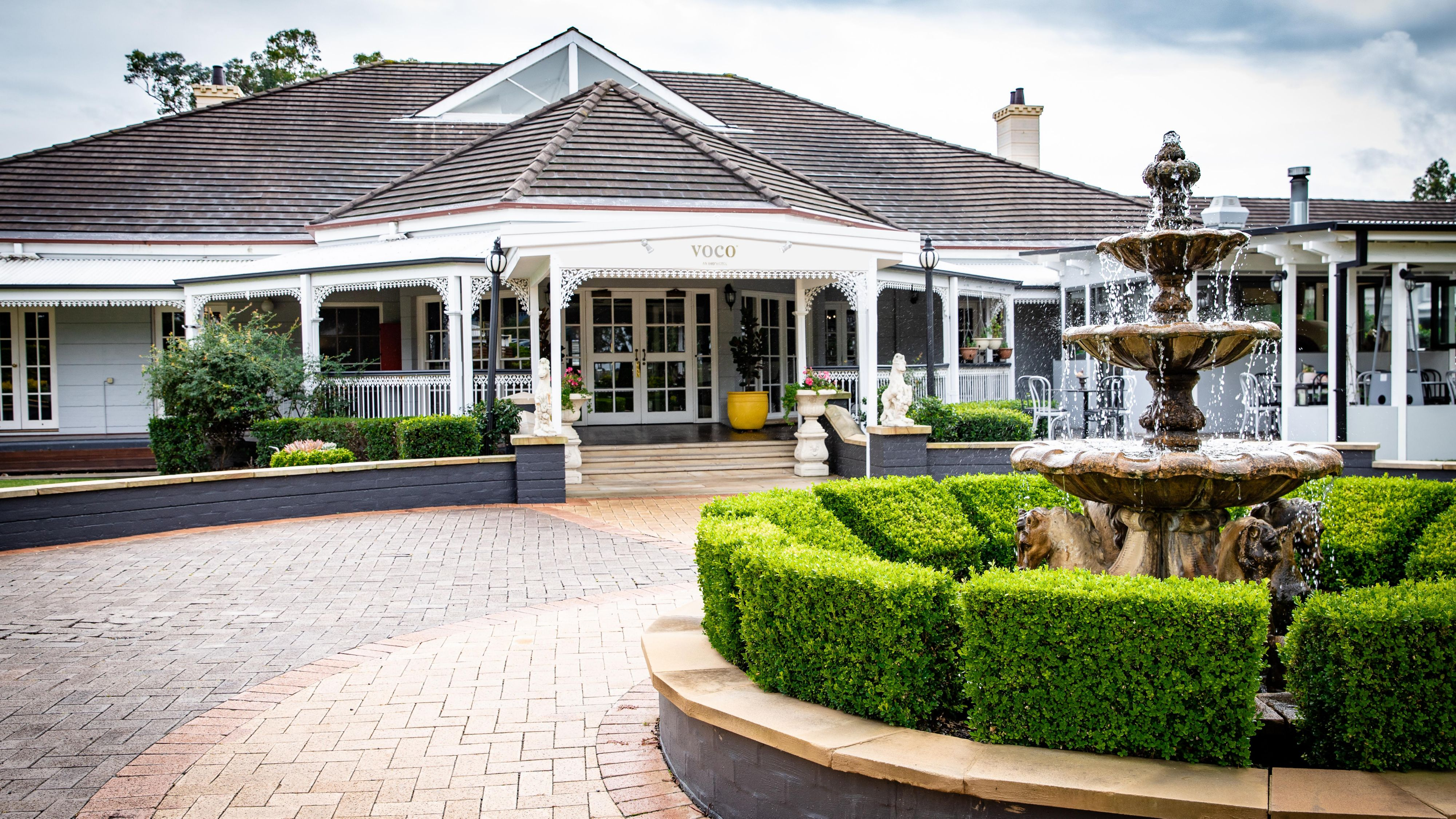 voco Kirkton Park Hunter Valley Hotel Exterior