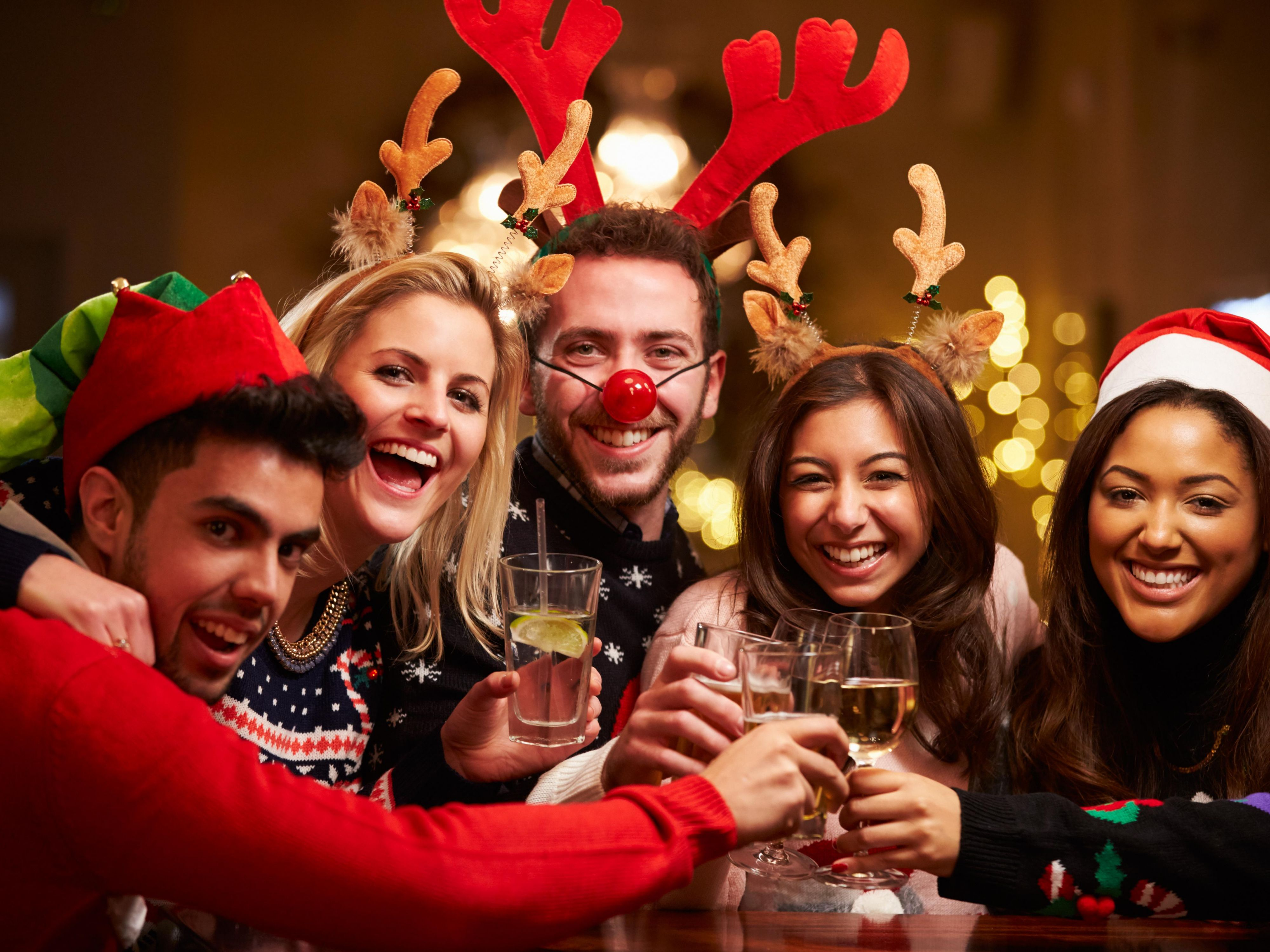 Celebrate Christmas and New Year