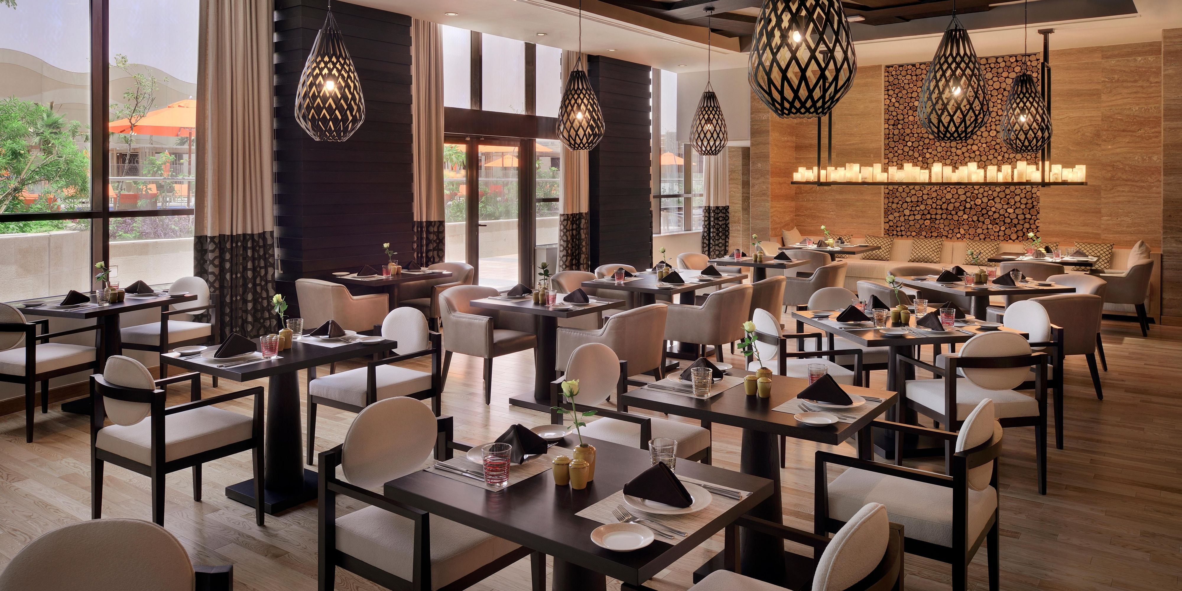 Naya Lebanese Restaurant Seating and best dishes and mixed grill