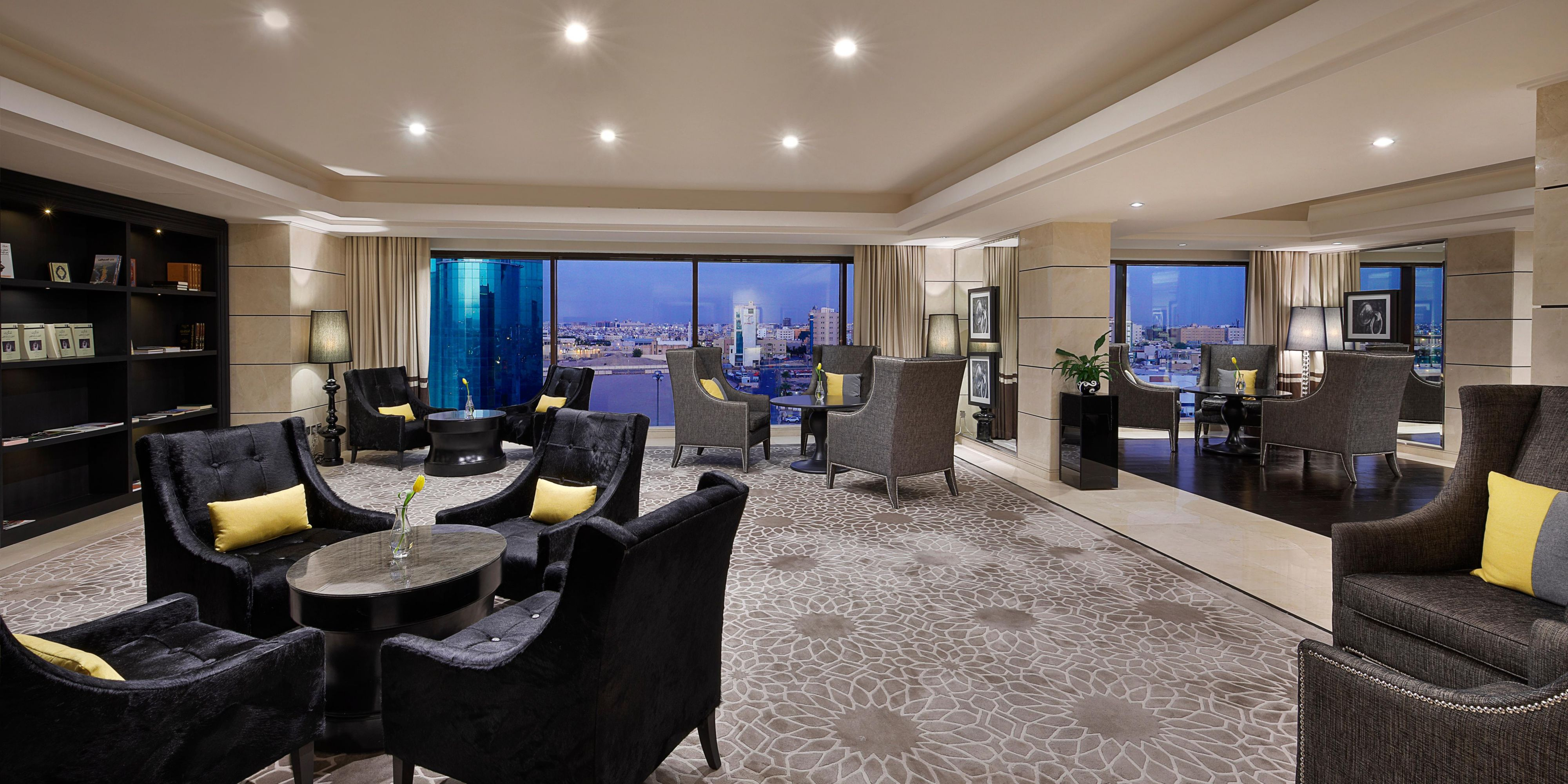 Executive and prestigious Lounge for business meetings