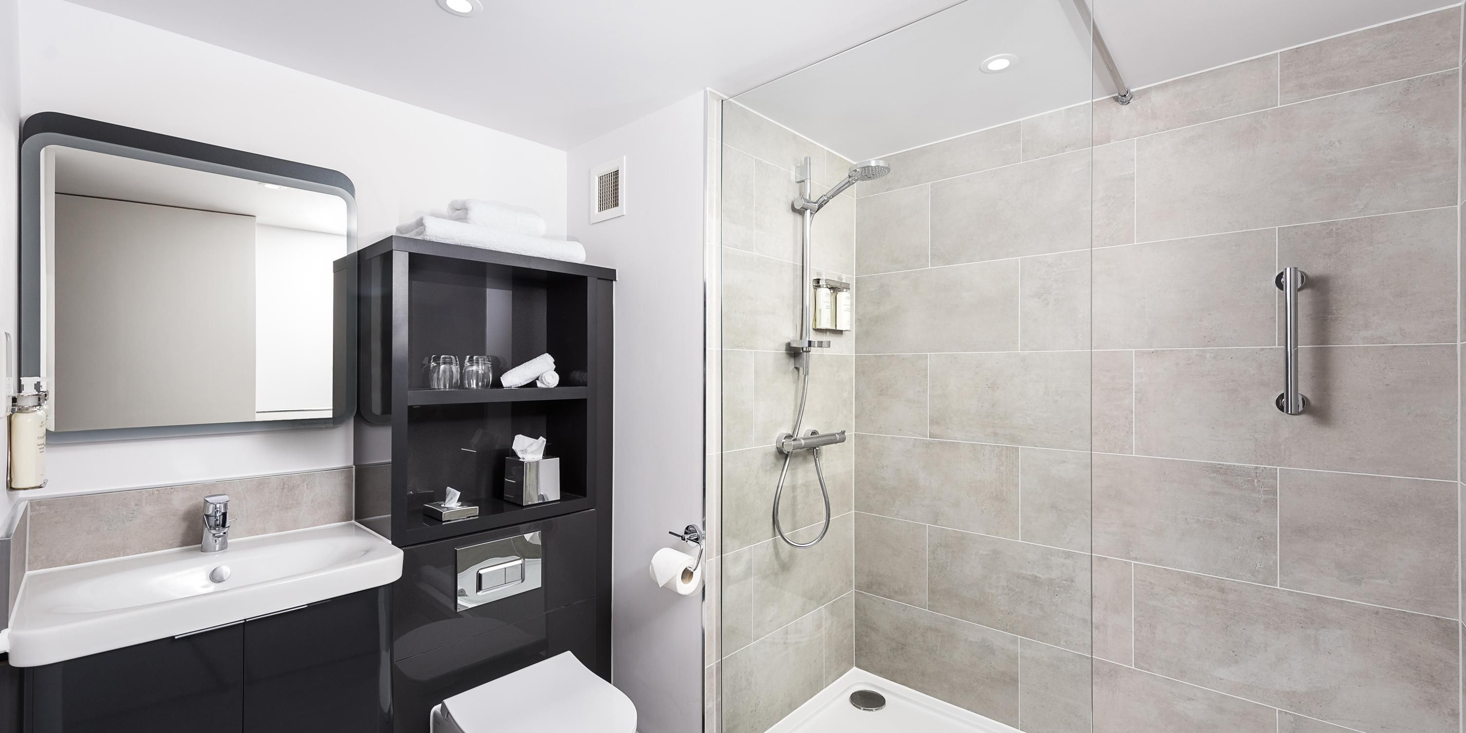 ห้องน้ำสำหรับแขก