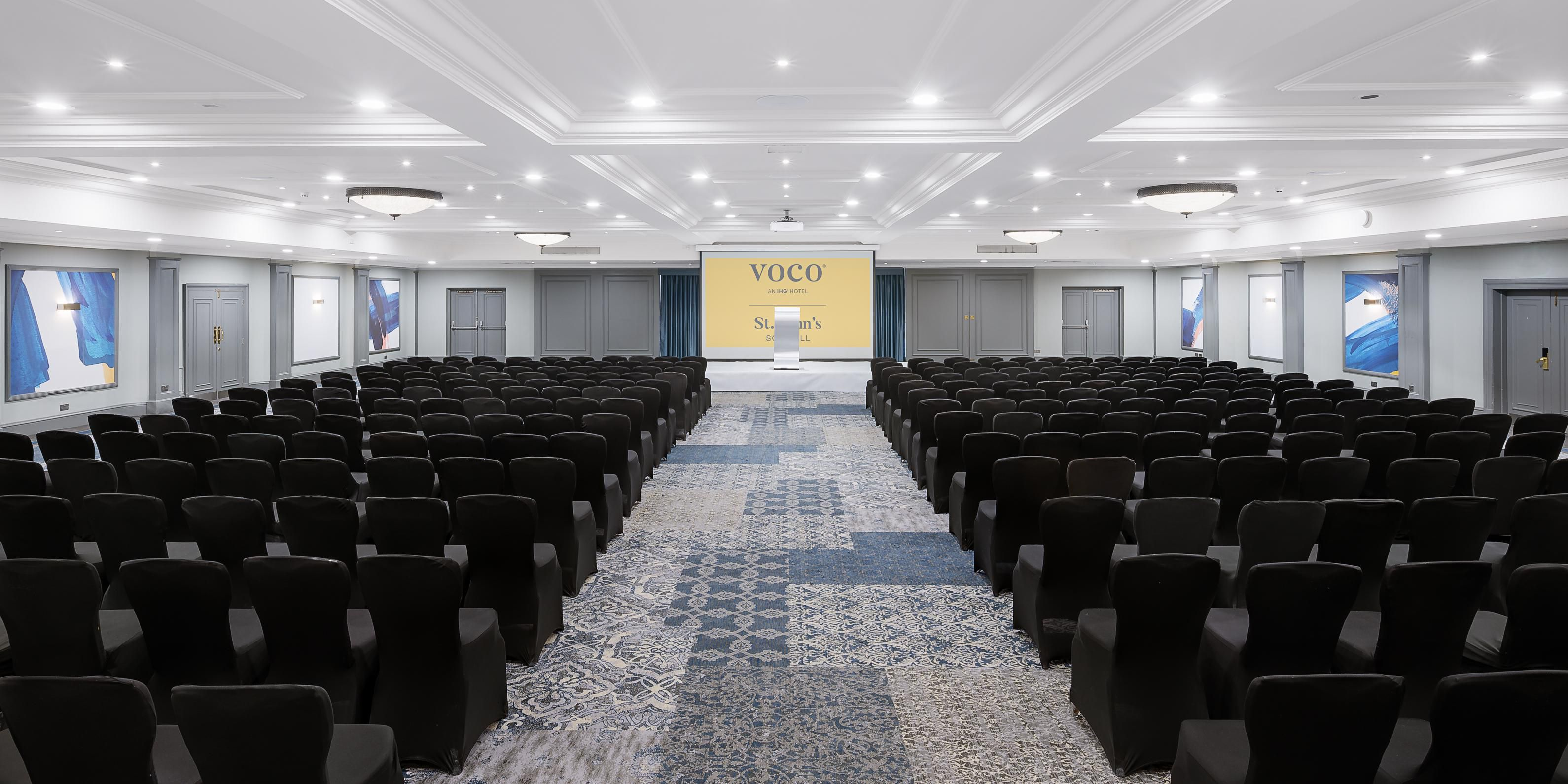 Brueton Suite, perfect for conferences, meetings and events.